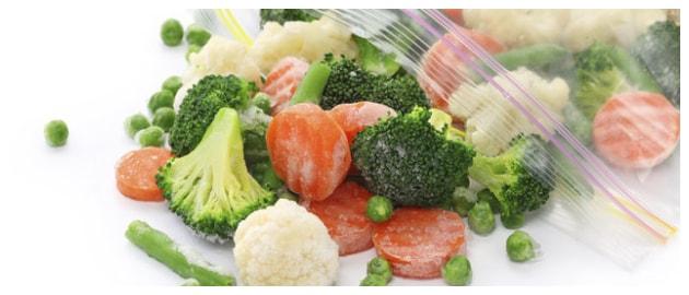 Αλήθειες - μύθοι για τα κατεψυγμένα Λαχανικά, πως θα τα καταψύξετε σωστά και πότε πραγματικά αξίζει να το κάνετε