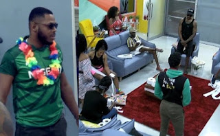 Frodd Nominates Five BBNaija Housemates for possible Eviction this week