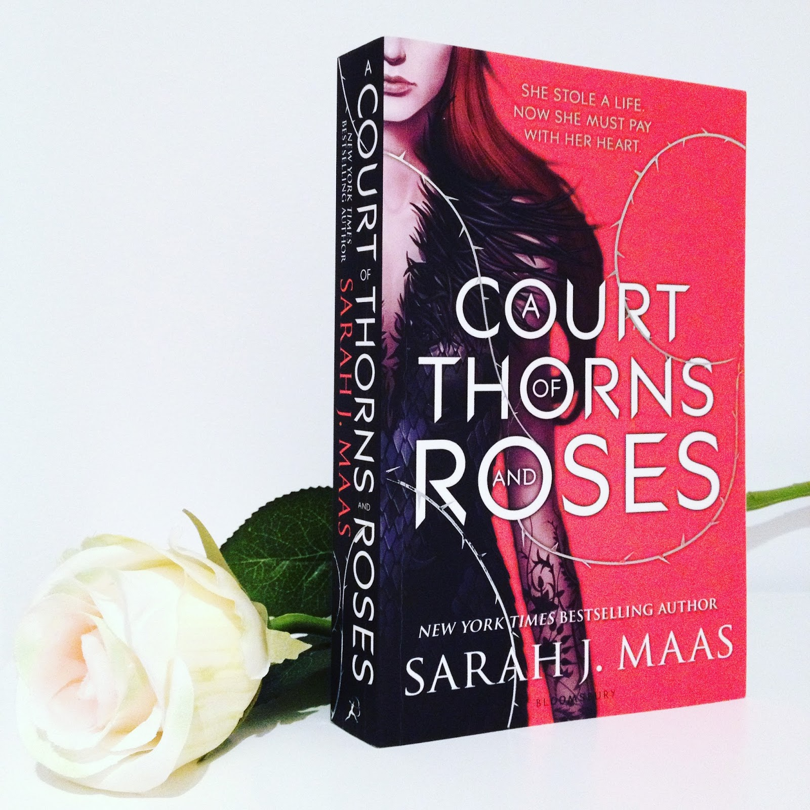 ACOTAR Sarah J Maas ACOMAF A Court Of Thorns And Roses