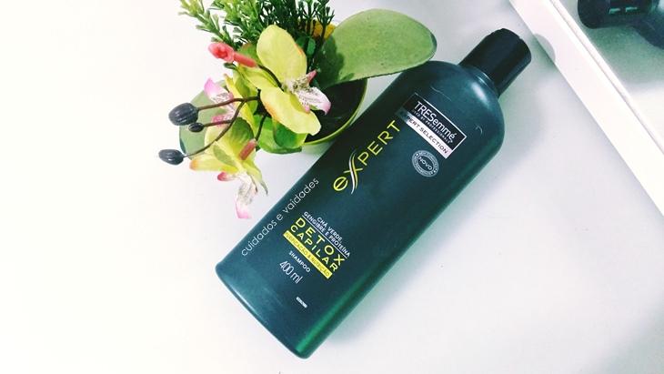 Shampoo Detox Capilar Tresemmé