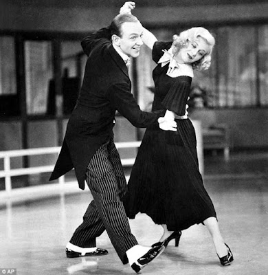 Swing Time - Fred Astaire and Ginger Rogers