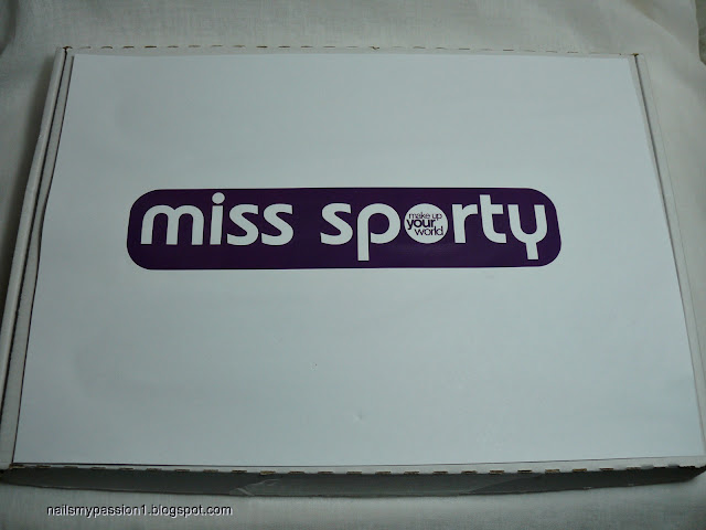 Nagroda od Miss Sporty
