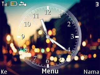 Tentang Nokia Flash Wallpaper Untuk Nokia Jam Clock
