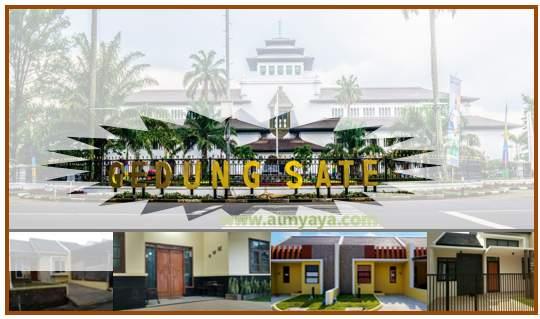 Gambar: Beragam Model Rumah Dijual di Bandung