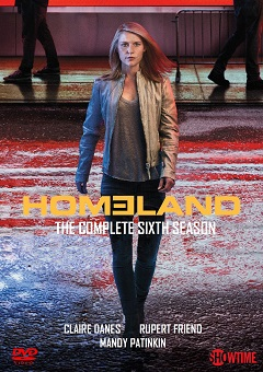 Homeland - 6ª Temporada Legendada Séries Torrent Download capa