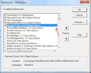 الاكسيل الترحيل من الاكسيل الى الورد بدون دمج المراسلات Excel To Word Easy Way