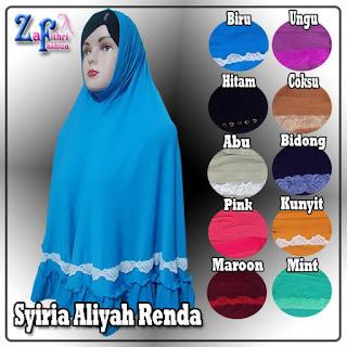 Jilbab-syiria-aliyah-renda-bahan-jersey