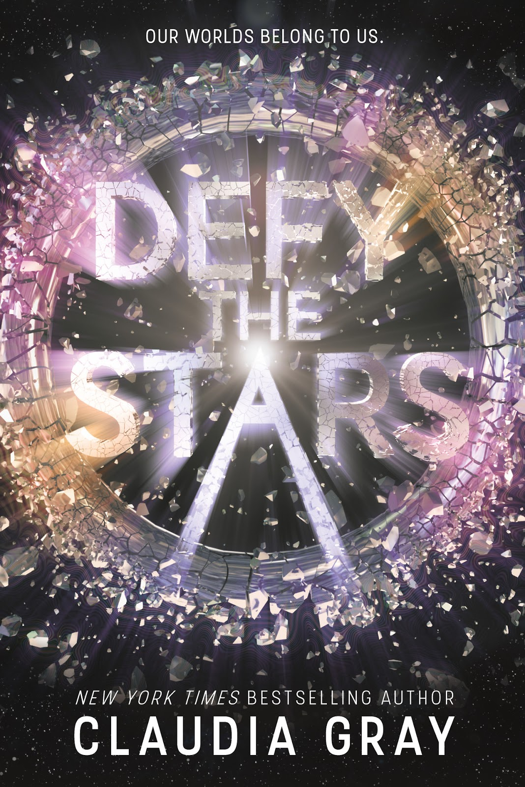 Defy the Stars book cover
