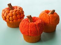 pumpkin halloween cupcakes recipe