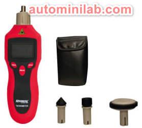 Cara Menggunakan Tachometer Laser Krisbow KW06-563