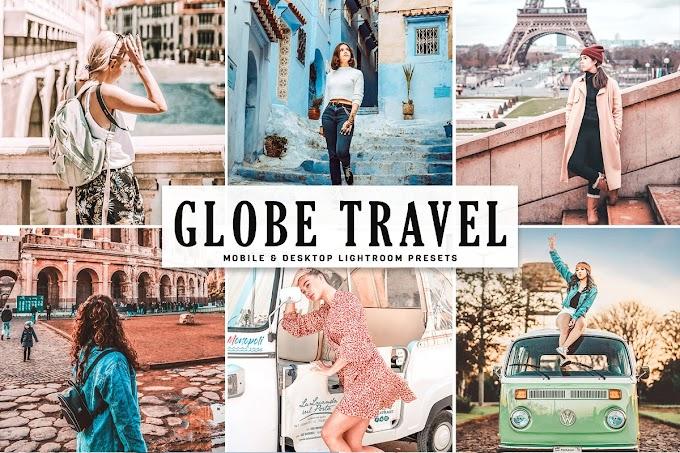 [Chia sẻ Preset Free] Globe Travel Lightroom Presets
