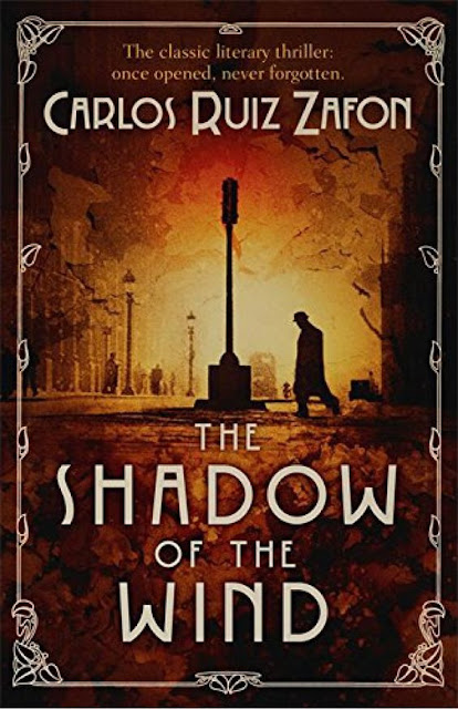 Books like The Shadow of the Wind
