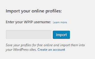 Online Plugin Profiles