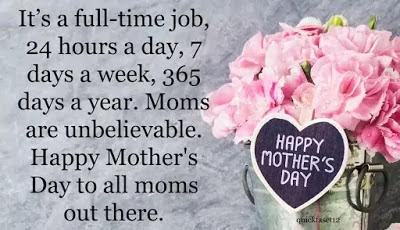 Mothers Day status for whatsapp and FB 2020