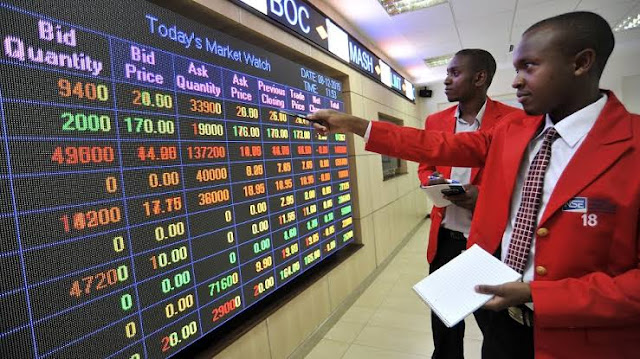 Nairobi Stock Exchange Market
