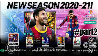 Download PES 2021 PPSSPP Last Transfer & English Version Peter Drury Commentary Grapics HD
