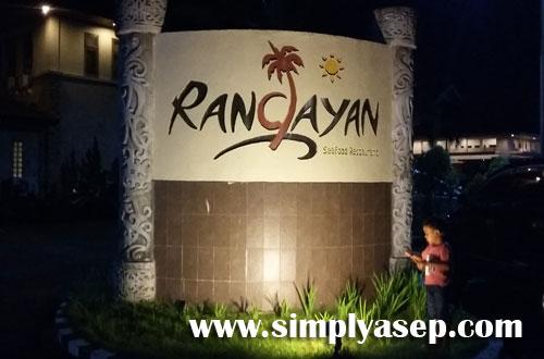 RANDAYAN : Hotel yang nyaman dekat dengan Bandara Internasional Supadio Pontianak pilihan tepat bagi wisatawan dan pebisnis. Foto Asep Haryono