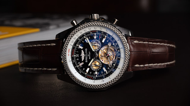 Breitling Bentley Mulliner Tourbillon Lifestyle 49mm sport watch replica L18841