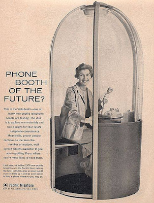 "Pacific Telephone's ""Vista Booth"""