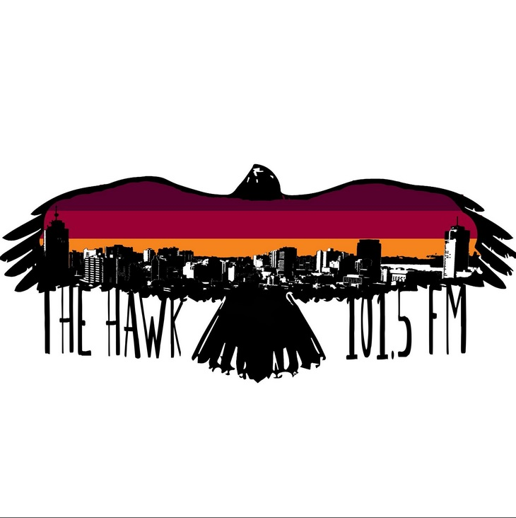 The Hawk (CIOI) 101.5 FM