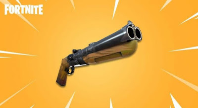 La nueva escopeta de fortnite 5.2