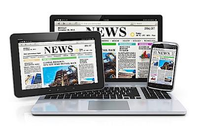 media berita jurnalistik online