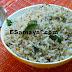 மிளகு சாதம் செய்முறை / Pepper Rice Recipe !