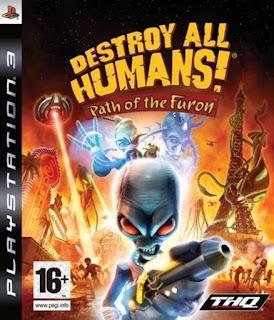 Destroy All Humans PS3 Torrent