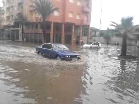 نشرة إنذارية: أمطار ورياح تتحاوز سرعتها 55 كلم في الساعة ببرشيد