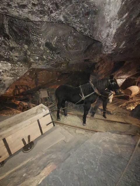 Mines Wieliczka Poland