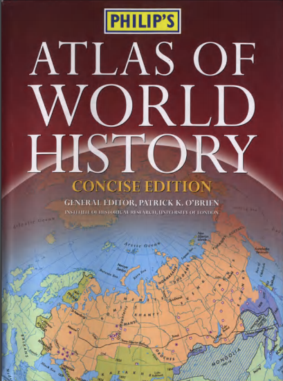 Free Ebook Atlas of World History pdf