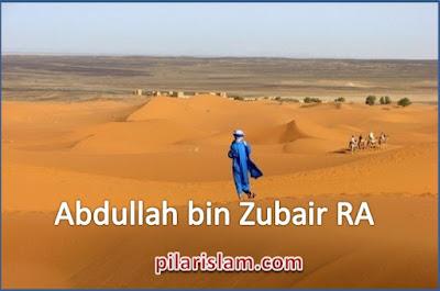 Abdullah bin Zubair RA