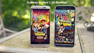~ ඔන්න අලුත්ම Subway Surfers 1.56.0 Las Vegas Modded  ~