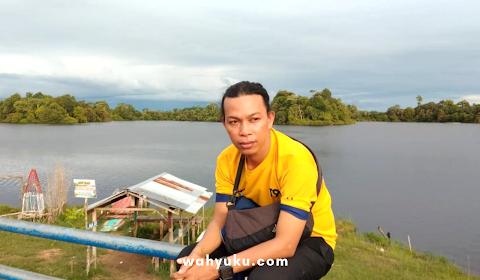 Jelajah Kampung, Menghabis Sore di Danau Nibung
