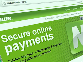 Pay by Neteller