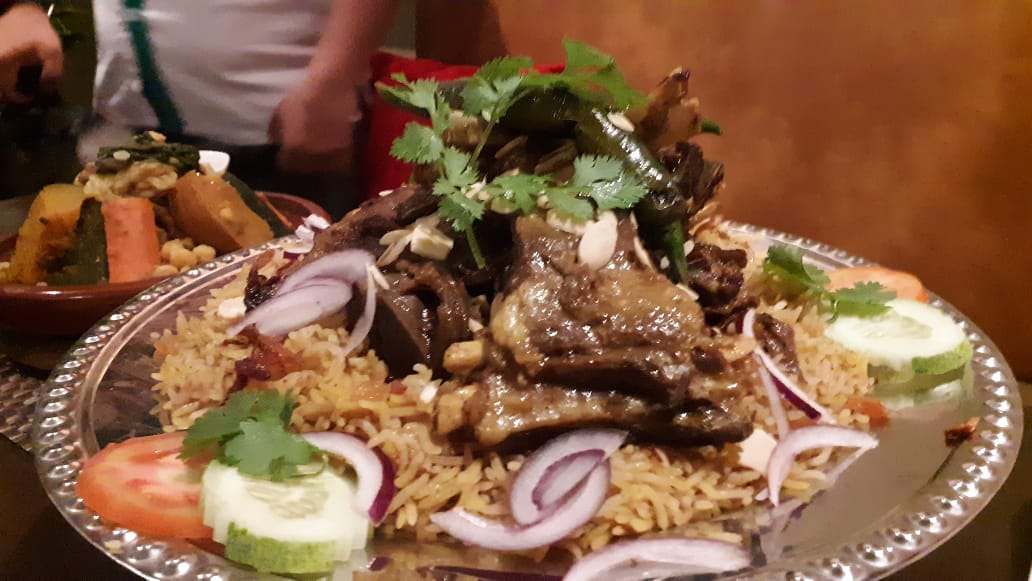 Marrakech Cuisine  Sajian Kuliner Maroko di Kawasan Kampung Korea Senopati