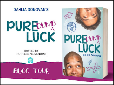 Pure Dumb Luck Blog Tour