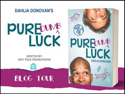 Pure Dumb Luck Blog Tour