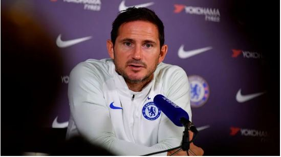Lampard Admits Striker Could Leave Chelsea In January