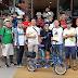 Foto: Para Dahon-ers Jajal MRT dan Bersepeda Bersama