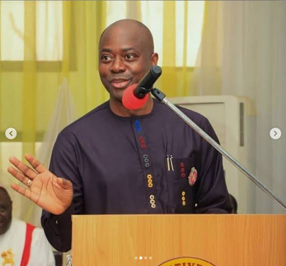 Governor Seyi Makinde: A true reflection of a Democratic leader.