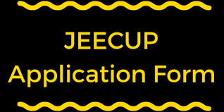 JEECUP Online Application Form UP JEE Polytechnic