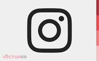 Instagram Icon - Download Vector File PDF (Portable Document Format)