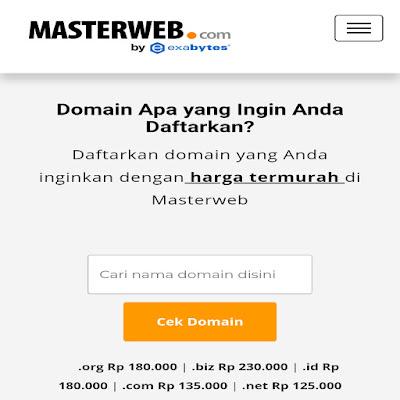 layanan domain dan hosting terbaik di indonesia