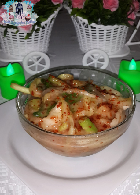 kimchi tarifi, türk usulü kimchi tarifi, kimçi tarifi
