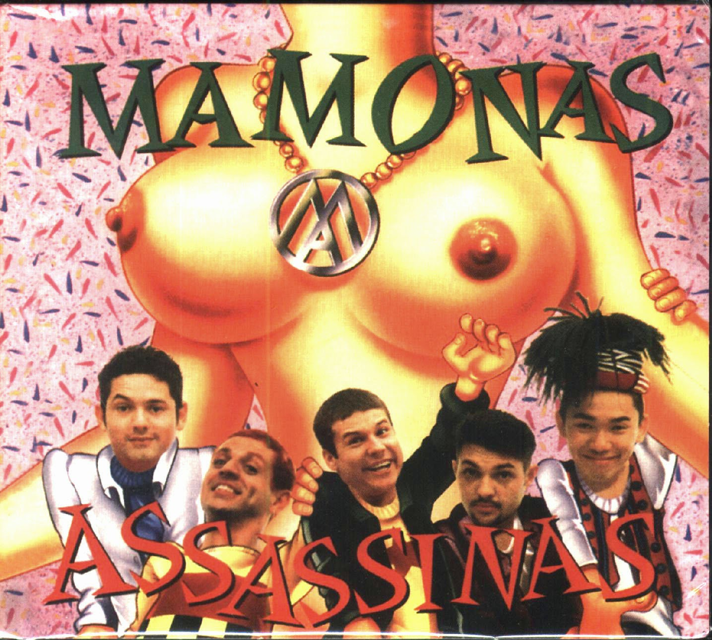 DOWNLOAD MAMONAS GRÁTIS DO ASSASSINAS CD