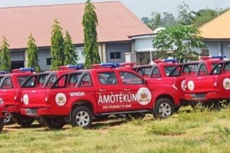 We had no clash with Fulani in Ibadan– Amotekun