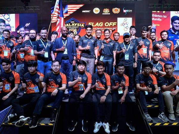 Ini Dia Wakil Malaysia Untuk e-Sukan Mobile Legends, Tekken7, Dota 2 Di Sukan SEA Filipina 2019