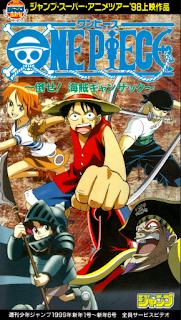 Download One Piece OVA 1 : Kalahkan Bajak Laut Ganzack! Sub indo