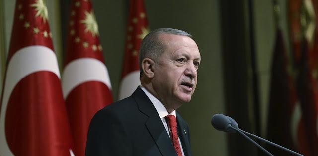 Ερντογάν: Το άνοιγμα της Αγίας Σοφίας σε τζαμί μας θυμίζει τι εστί κατάκτηση της Πόλης